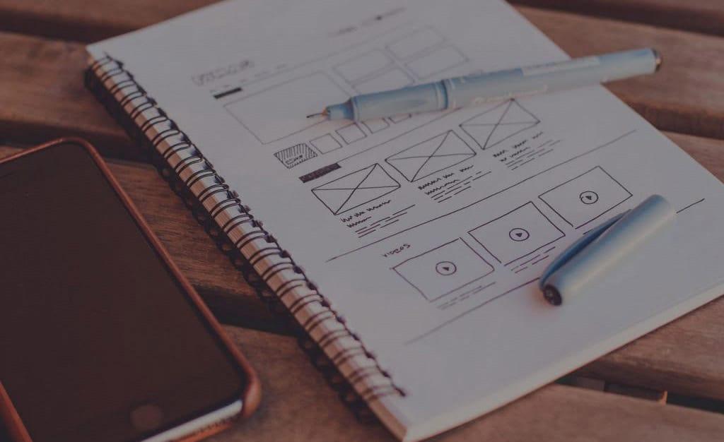 UI UX design services at ignite solutions